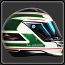 casque BELL RS3 pro pour le karting